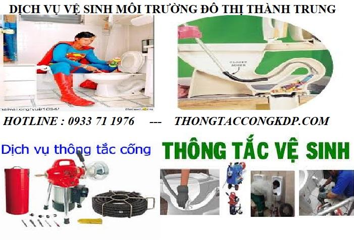 Thông Tắc Bồn Cầu Tại Quận Thanh Xuân 0933711976