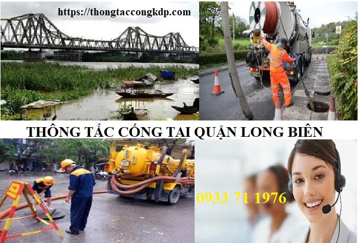 Thông Tắc Cống Tại Quận Long Biên 0933 71 1976