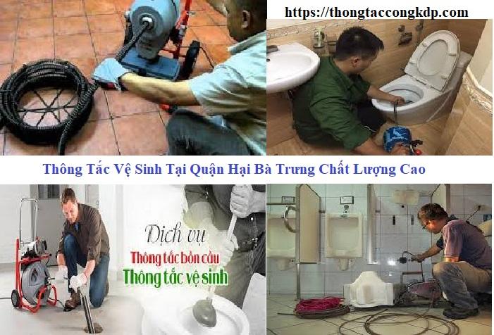 Thông tắc vệ sinh tại quận Hai Bà Trưng 0933711976
