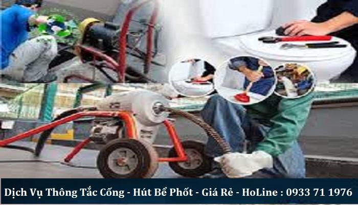 Thông tắc cống tại Phạm Hùng 0933 71 1976 nhanh nhất